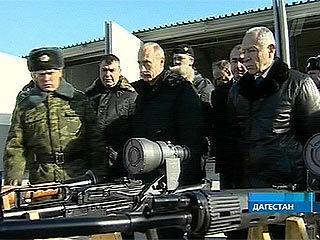 Путин и тепловизоры