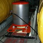 Дистанционный лазерный детектор